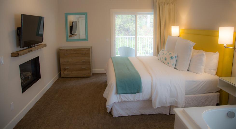 Hillside King Suite 2