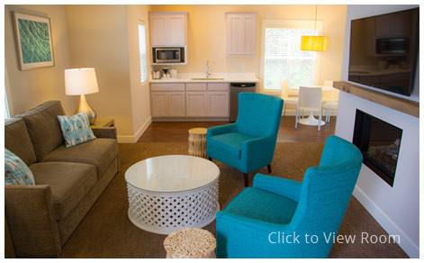 Hillside King Suite Featured