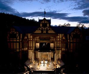 A Photo of the Oregon Shakespeare Festival 2015