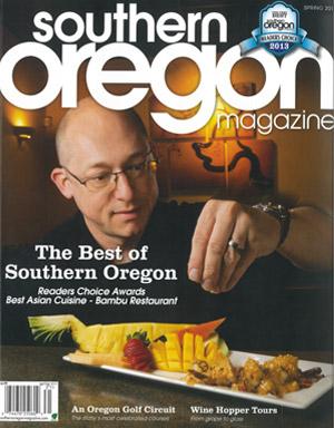 Southern Oregon Magazine Spring 2013