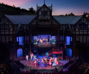 Oregon Shakespeare Festival Package – Summer