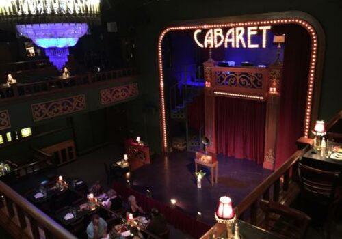 Oregon Cabaret