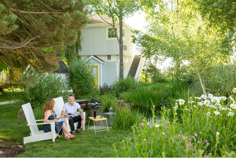 Summer French Garden Party